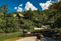 Family Bungalows On The River