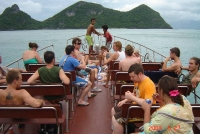 Orion Boat Trips