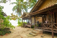 Wooden Beach Bungalows